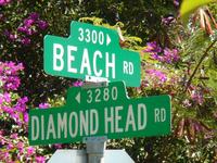 Road signs Stock photo [565051] Hawaii