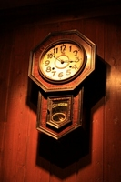 Antique clock Stock photo [567589] Wall