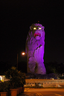 The merlion Stock photo [632983] The