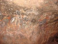 Aboriginal mural Stock photo [718494] Aboriginal