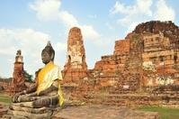 Ayutthaya ruins of Thailand Stock photo [720406] Thailand
