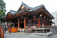 Yushima Tenjin plum festival Stock photo [729195] Yushima