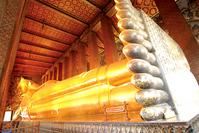 Nirvana Buddha temple Wat Pho Stock photo [730862] Nirvana