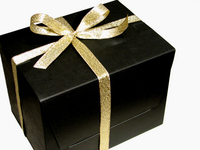Black box Stock photo [733166] BOX