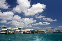 Okinawa Ishigaki island pier Stock photo [733321] Okinawa