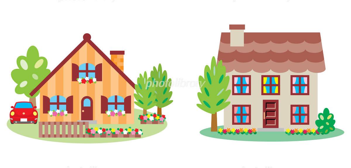 家のイラスト画像まとめ Naver まとめ