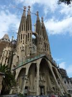 Sagrada Familia Stock photo [960463] Sagrada