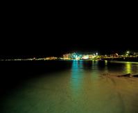 Cancun night view Stock photo [962299] Landscape