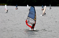 Wind surfing Stock photo [964176] Sport