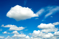 Autumn sky and cumulus Stock photo [968043] Empty