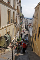 Montmartre hill Stock photo [970545] France