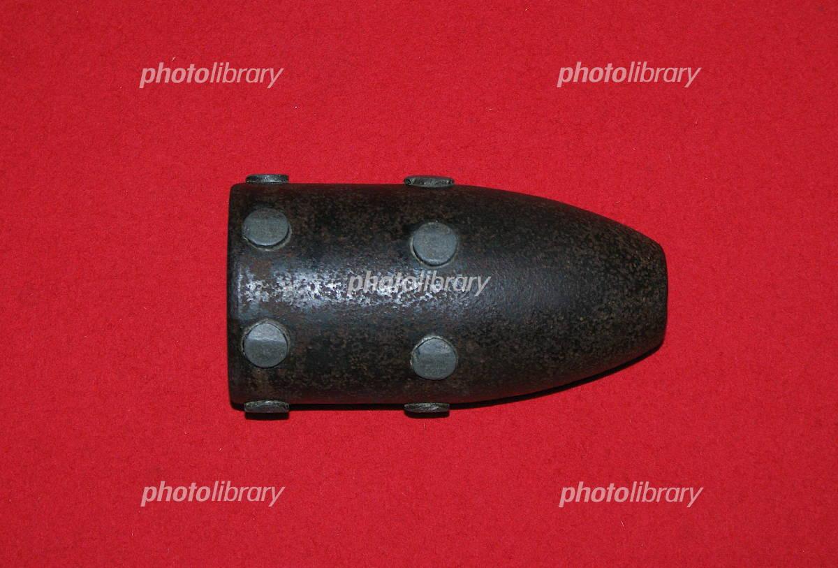 戊辰戦争の砲弾 写真素材 戊辰戦争の砲弾 写真素材 - フォトライブラリー ID:1073485