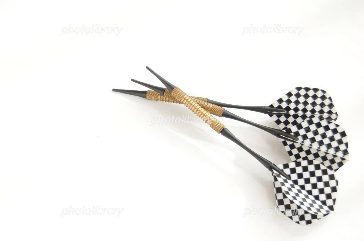 3本の矢の写真