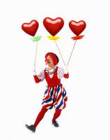 Clown Stock photo [1074951] Hart