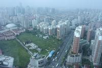 Shanghai Dongxing District Stock photo [1079725] China