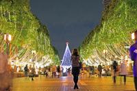 I take the illumination Stock photo [1080819] Christmas