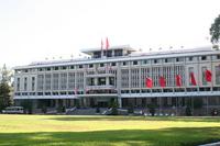 Ho Chi Minh City, Vietnam Reunification Palace Stock photo [1082433] Vietnam