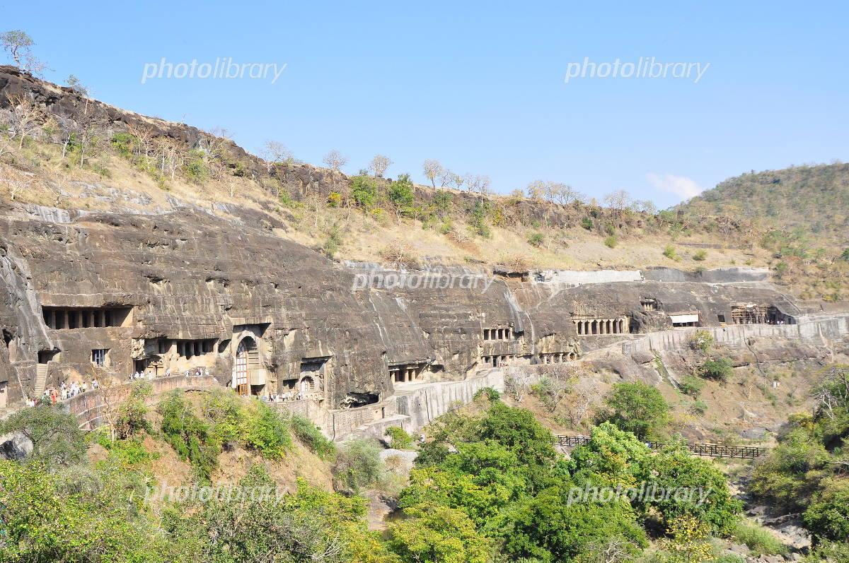 アジャンター石窟群の画像 p1_6