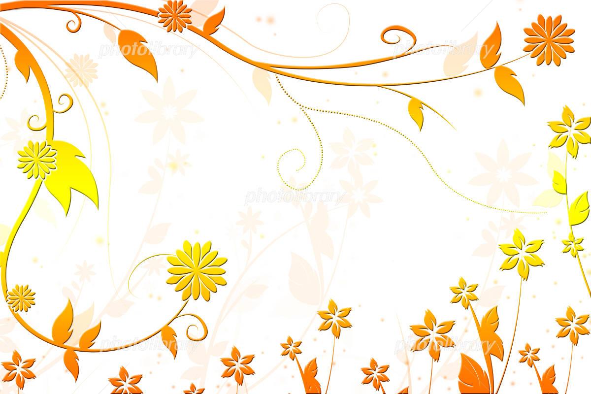 花カード イラスト素材 [ 1189692 ] 無料素材- フォトライブラリー