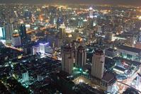 Bangkok at night Stock photo [1178737] Bangkok