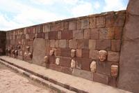 (Bolivia) Tiwanaku ruins Stock photo [1179033] Tiwanaku