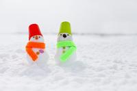 Snowman Stock photo [1182076] Snowman
