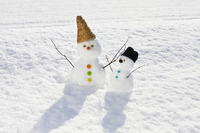 Snowman Stock photo [1183566] Snowman