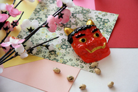 Setsubun image Stock photo [1187184] Traditional