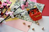 Setsubun image Stock photo [1187189] Traditional