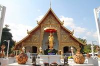 Wat Phra Sing, Chiang Rai Stock photo [1188836] Wat