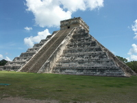 Chichen Itza Ruins Stock photo [1189520] Mexico