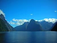 Milford Sound Milford Sound Stock photo [1190124] Milford