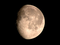 Moon Stock photo [1191082] Moon