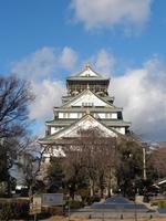 Osaka Castle castle tower Stock photo [1191439] Osaka