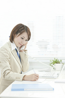 A businesswoman Stock photo [1192104] Business