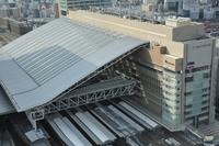 Osaka Station Stock photo [1193116] Osaka