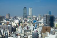 Nagoya high-rise building Stock photo [37788] Aichi
