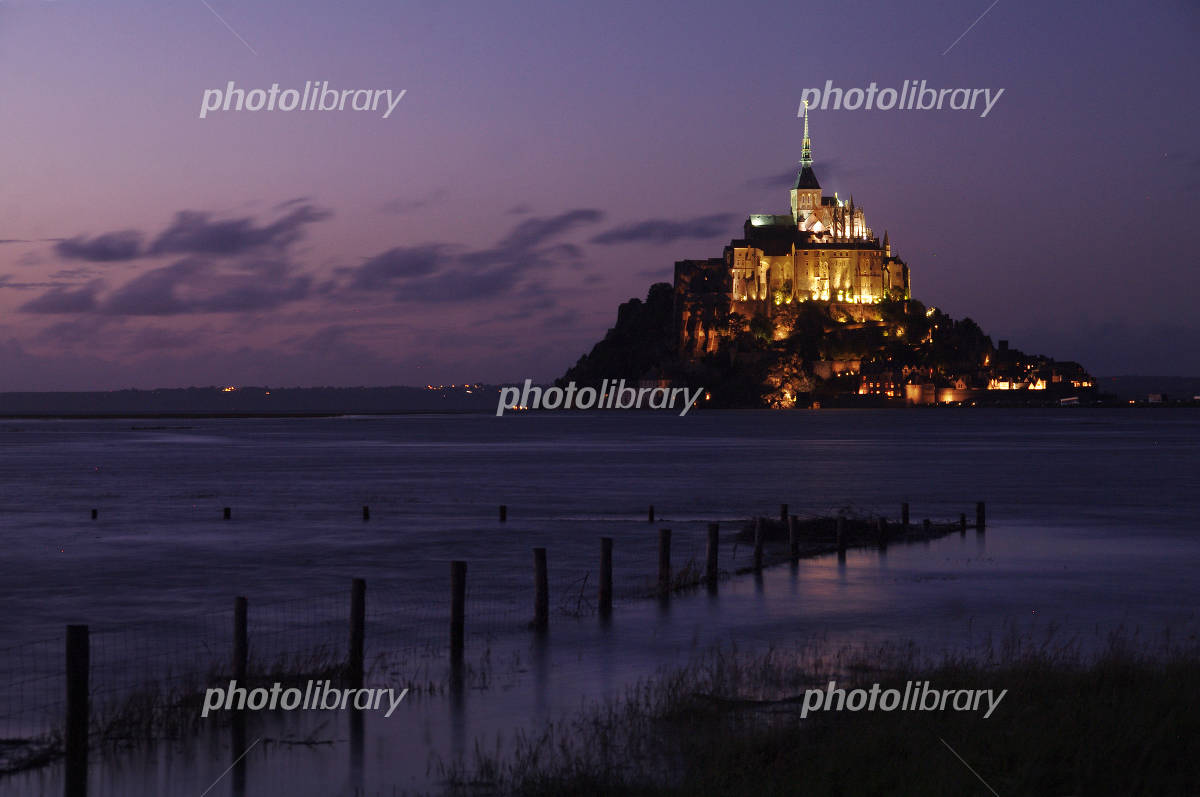 Le Mont Saint Michel Photo