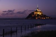 Le Mont Saint Michel Stock photo [1278794] Mont-Saint-Michel