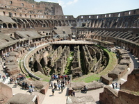The Colosseum Stock photo [1282306] Rome