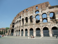 The Colosseum Stock photo [1282311] Italy