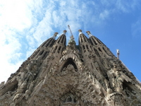 Sagrada Familia Stock photo [1284077] Spain