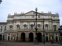 Milan La Scala Stock photo [1284125] Milan