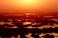 The variance of the sunset IMURA Stock photo [1286170] Toyama
