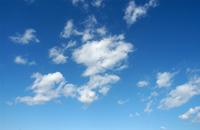 Winter blue sky Stock photo [1288893] Blue