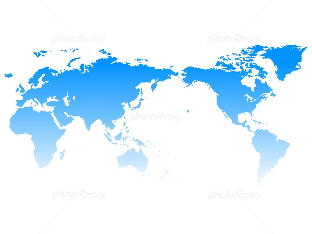 世界地図 イラスト素材 1374743 フォトライブラリー Photolibrary