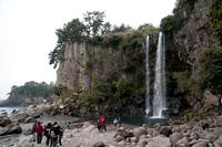 Jeju Island original bunch cascade Stock photo [1372089] Asia