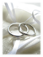 Ring pillow Stock photo [1377886] Wedding