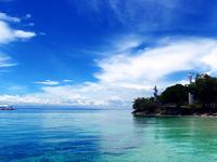 Cebu ship and lighthouse Stock photo [1458189] Cebu