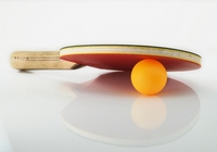 Racket Stock photo [1459330] Table
